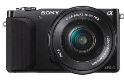 Appareil photo hybride Sony NEX-3N 16,1 Mpix + Objectif 16-50mm - Reconditionné
