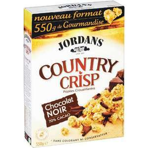 Céreales Country Crisp 550 g