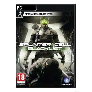 Tom Clancy's Splinter Cell BlackList dématérialisé sur PC (Uplay)