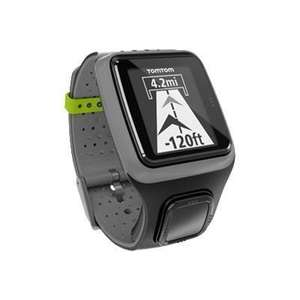 Montre cardio TomTom GPS Runner - Gris (Reconditionné)