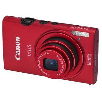 Appareil photo Canon Ixus 125 HS Rouge