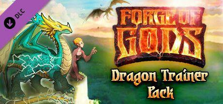 DLC Forge of Gods: Dragon Trainer Pack gratuit sur PC (Dématérialisé - Steam)