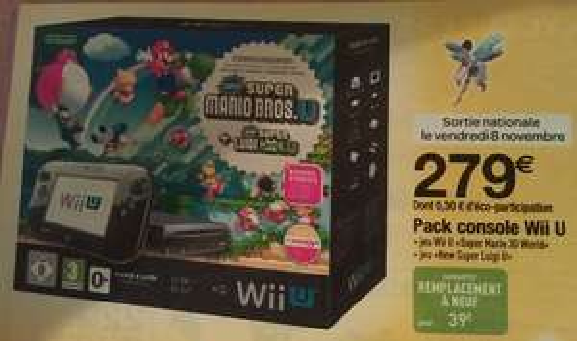 Wii U Pack Premium Mario & Luigi