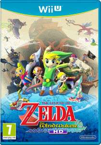 The Legend of Zelda The Wind Waker HD sur Wii U