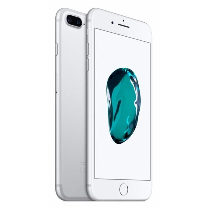 """15€ offerts en bon d'achat par tranche de 75€ d'achat sur la téléphonie - Ex : Smartphone 5.5"""" Apple iPhone 7 Plus 32 Go (via 180€ en bon d'achat)"""