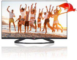 """Télévision LG 47LA6608 - 3D, 47"""" (119cm)"""