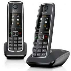 Téléphone sans fil Gigaset C530 duo