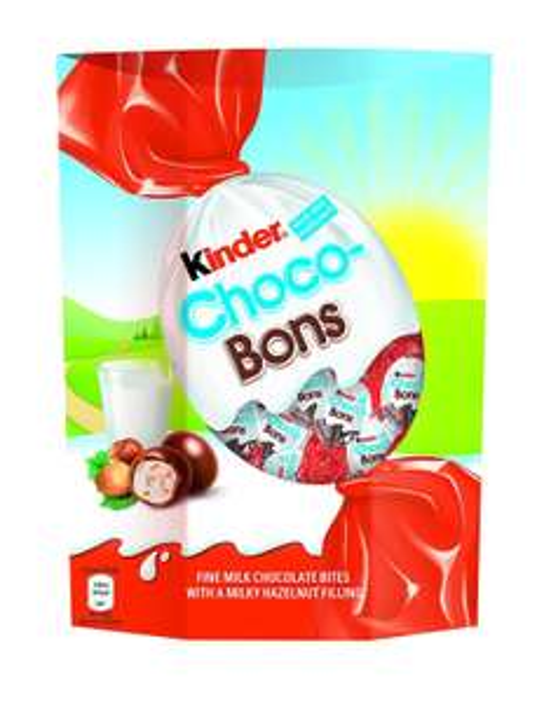 8 packs de Kinder choco-bon - 300g