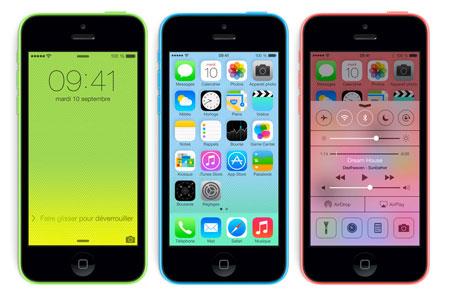 Smartphone iPhone 5C  16Go