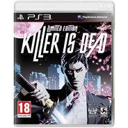 Killer is Dead sur PS3 et XBOX 360, Edition Collector à 34.99€ et Normale