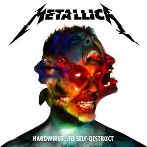 """Album """"Hardwired...To Self-Destruct"""" offert pour l'achat d'un billet pour le concert de Metallica"""