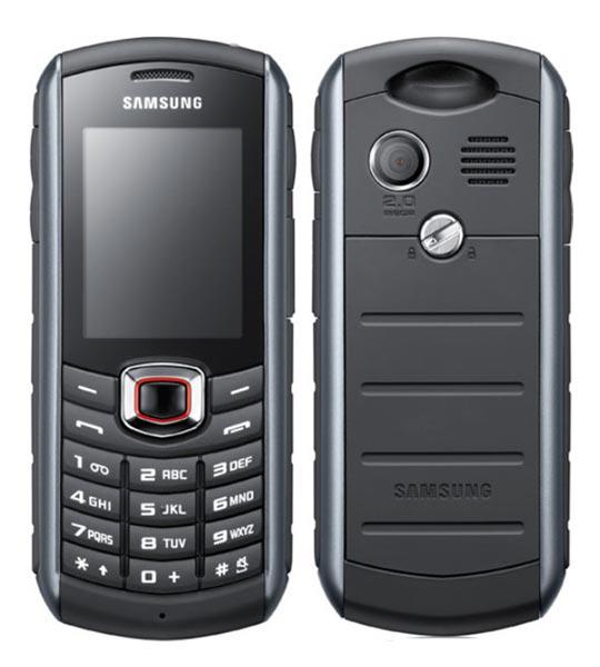 Samsung B2710 antichoc avec mobicarte