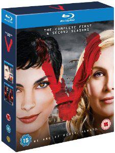 Coffret Blu-ray V - Intégrale des saisons 1 et 2