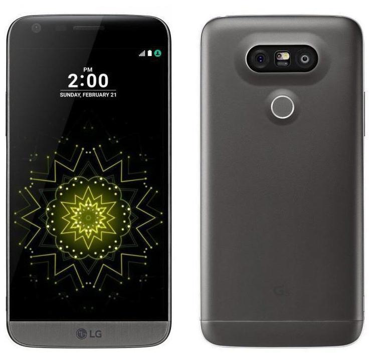 "Smartphone 5.3"" LG G5 SE H840 - 32 Go, Titane"