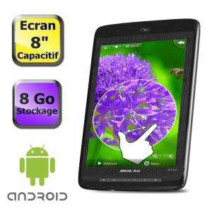 Tablette PC WiFi Arnova 8 G2 - 8 Go - Cortex A8 1Ghz