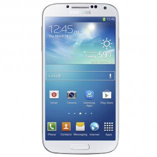 Smartphone Galaxy S4 16Go blanc ou bleu / livraison express offerte