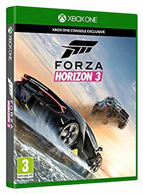 Jeu Forza Horizon 3 sur Xbox One
