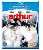Arthur [Blu-ray + DVD + Digital Copy]