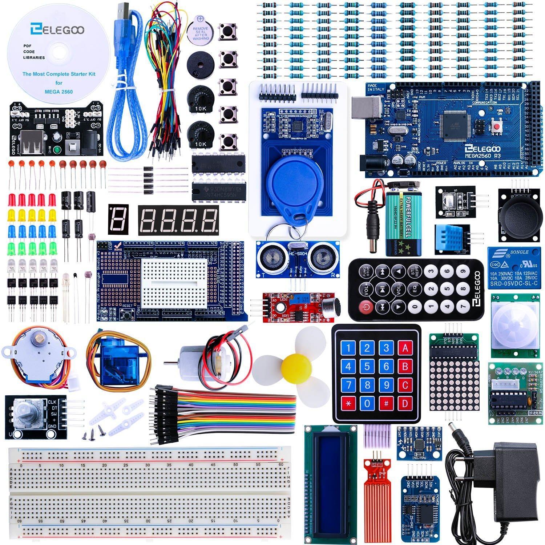 Kit de démarrage Elegoo MEGA 2560 pour Arduino