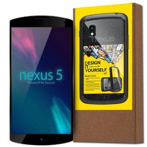 Coque de protection Ringke Fusion pour Nexus 5
