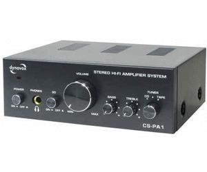 Mini-ampli numérique Dynavox CS-PA1 - noir
