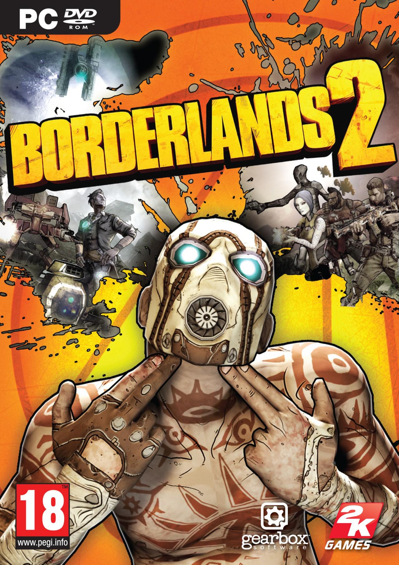 Borderlands 2 sur PC (Steam - Dématérialisé)