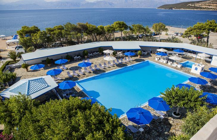 Sélection de séjours en promotion - Ex : séjour de 8 nuits tout-compris au club Marmara Delphi Beach - transferts / vols inclus