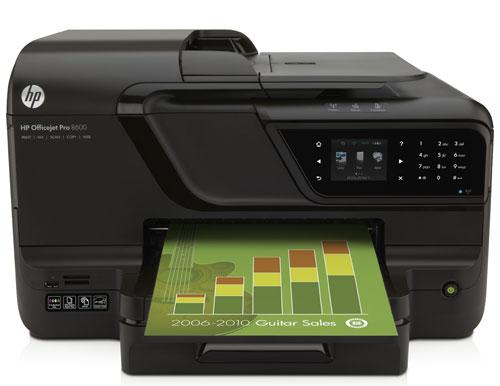 Imprimante HP Officejet Pro 8600 e-Tout-en-Un (Garantie 3 ans) + Cartouche Magenta HP 951 XL (Avec ODR de 50€)