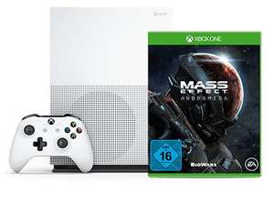Console Microsoft Xbox One S 500 Go + Mass Effect : Andromeda