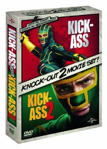 Pré-commande : Coffret DVD Kick Ass 1&2