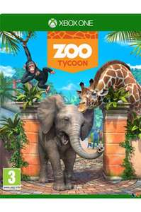 Pré-commande : Zoo Tycoon Xbox One
