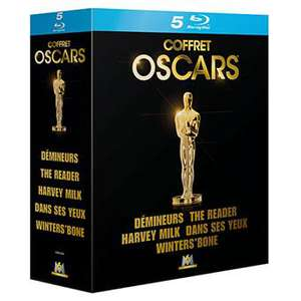 Coffret Blu-ray Oscars 2011 (5 films)