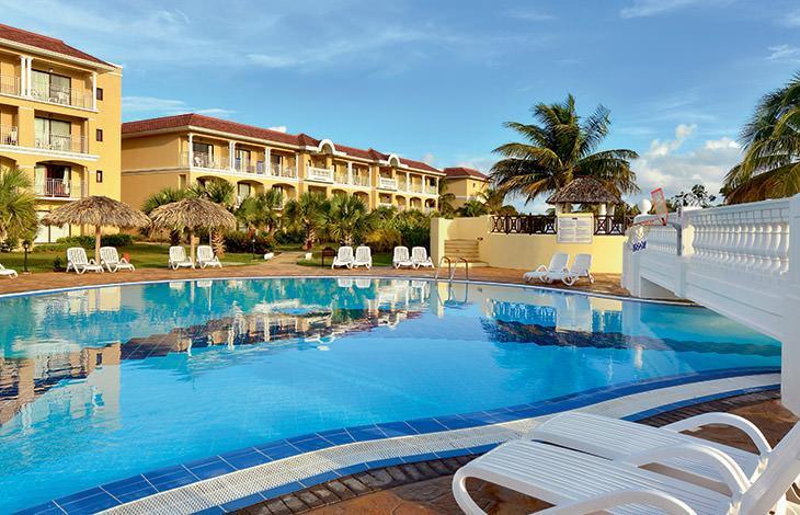 Séjour à Cuba 8j/7nuits tout inclus (vol, transferts, hotel 5 étoiles, pension complète et boisons à volonté) - Prix par personne