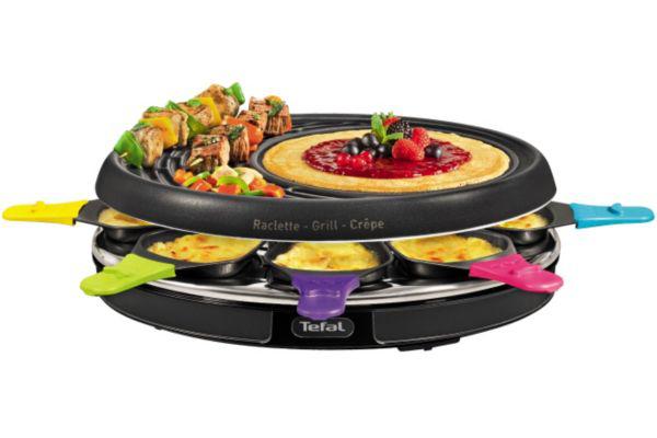 Appareil à  raclette multifonction Tefal RE132812