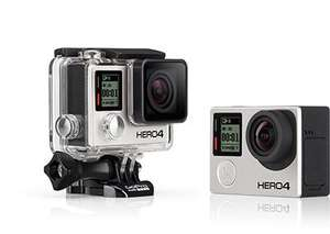 Caméra sportive GoPro Hero4 Black - Reconditionnée
