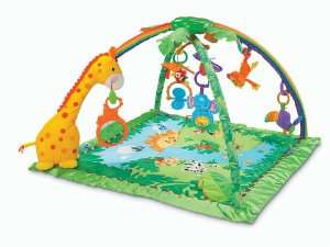 Tapis d'éveil de la Jungle Fisher Price K4562