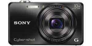 Appareil photo Sony Cyber-Shot WX200 (Zoom optique 10x, Full HD, Wi-Fi) - Reconditionné