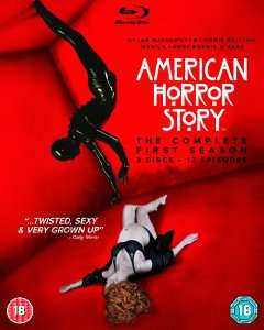 American Horror Story - Saison 1 en Blu-ray