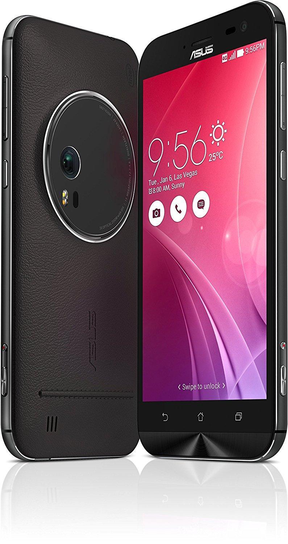 "Smartphone 5,5"" Asus Zenfone Zoom ZX551ML - RAM 4 Go, ROM 64 Go (Noir ou Blanc)"