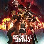 Super Pack Resident Evil : Bundle de 6 jeux Resident Evil sur Xbox One (Dématérialisé)