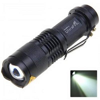 Lampe torche Ultrafire Cree Q5 LED 350 Lumen Aluminium 13 cm