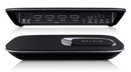 Belkin FD4515AS ScreenCast HDMI 4 port