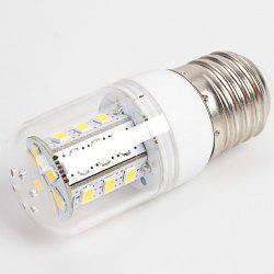 Ampoule Leds E27 12 Watts 24 leds Blanc chaud