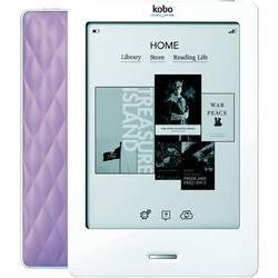 """Liseuse Kobo Touch 6"""" coloris Lilas / livraison gratuite"""
