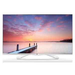 """Téléviseur LED 3D 55"""" LG 55LA667S - 1920 x 1080 pixels - TNT HD - DLNA - HDTV 1080p - 400 Hertz"""