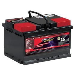 Batterie voiture Arcoll,