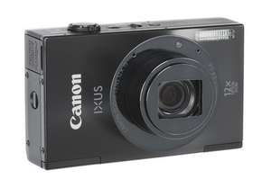 Appareil photo Ultra compact Canon Ixus 500 HS BSI Cmos 10 Mpixels Zoom x12 28-336mm
