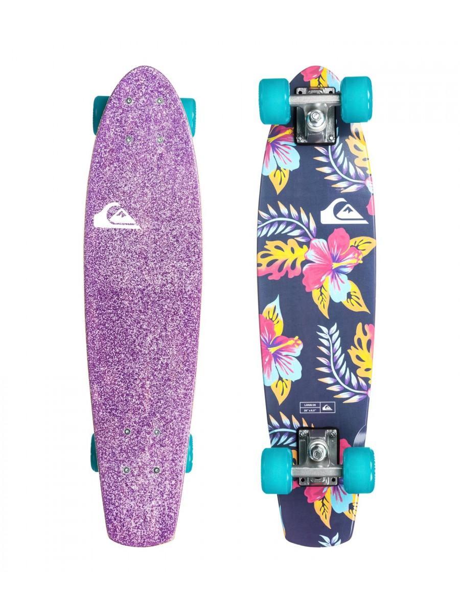 Sélection de Longboards et Skate Quiksilver à partir de 59€ - Ex : Skateboard Quiksilver Lanai 26 pouces
