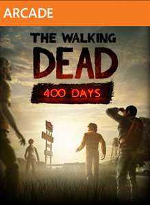 The Walking Dead: 400 Days XBOX 360