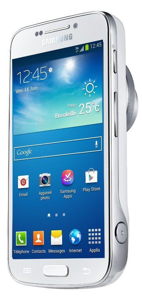 Smartphone Samsung Galaxy S4 Zoom